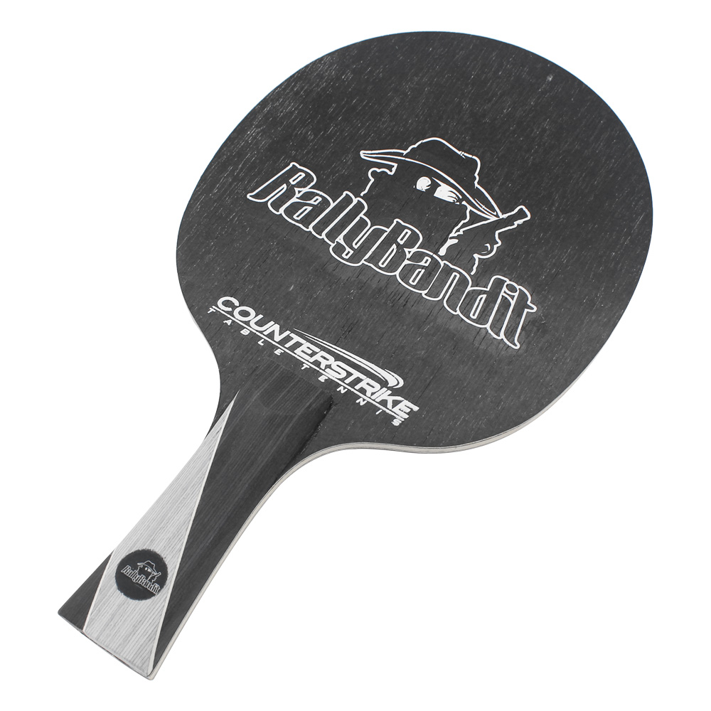 Table Tennis Blade   Rally Bandit   Ping Pong Blade   Professional Table Tennis Blade   Tournament Ready   ITTF Approved   Carbon Blade   Looping Blade   Front View