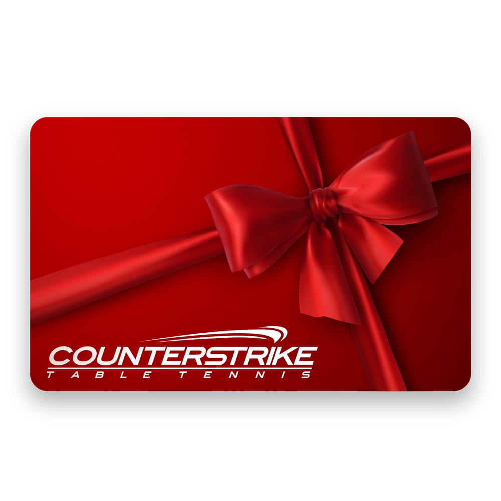 CounterStrike Table Tennis Gift Card