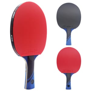 Phantom Light Paddle (Spin Mystic Rubber)   Pre-Assembled Paddles   Pre-Made Paddles   Table Tennis Paddles   Ping Pong Paddles   CounterStrike Table Tennis   Vertical Side and Back and Front