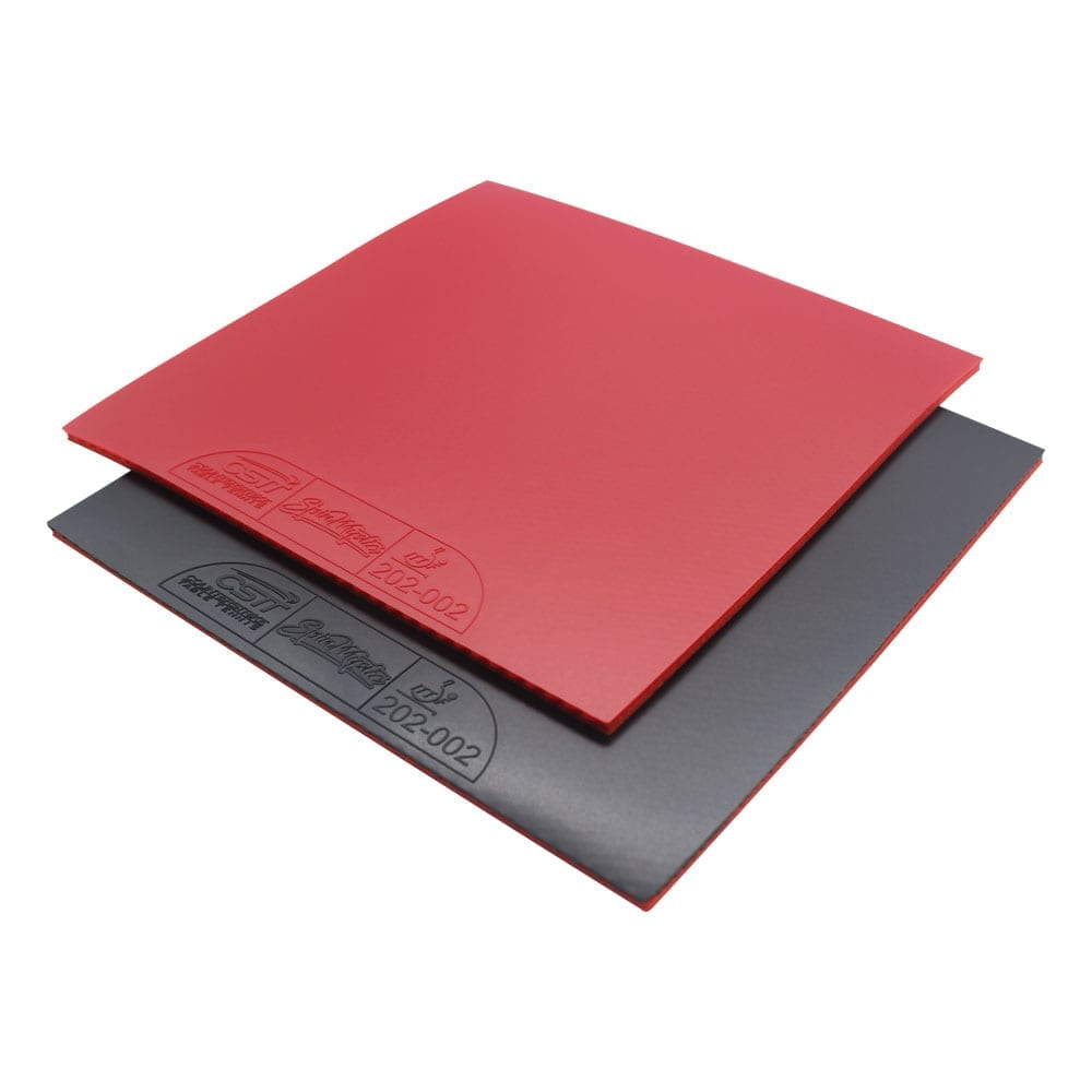 Table Tennis Rubber   Spin Mystic   Ping Pong Rubber   ITTF Approved   Tournament Legal Table Tennis Rubber   Professional Table Tennis Rubber   Inverted Rubber   Smooth Rubber   Red and Black
